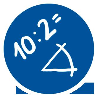 1und2 Icon Mathe Grundschule